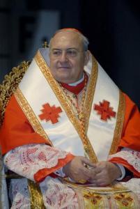 Le Préfet de la Congrégation pour les Eglises orientales, le cardinal Leonardo Sandri