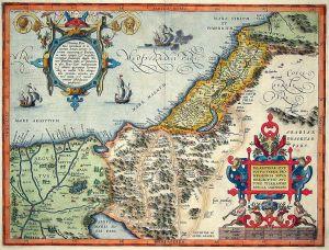 787px-1570_Palestinae_Hondius