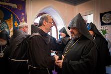 Voeux Custode Patriarche arménien