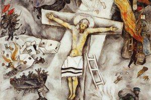 chagall croix