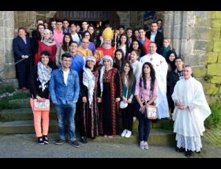 Visites jeunes palestiniens en Bretagne