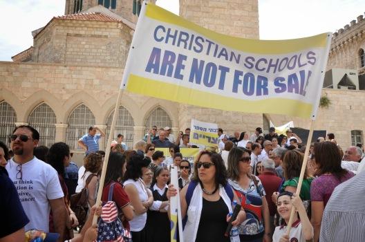 Manifestation-écoles-chrétiennes