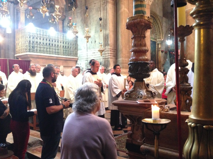 Dédicace Saint Sépulcre