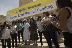 Manifestations écoles chrétiennes