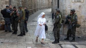 Jérusalem soeur soldats