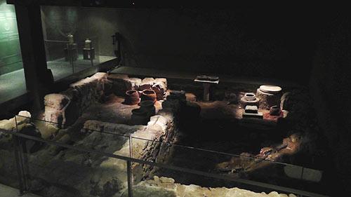 """Archéologie à Jérusalem : la """"maison brûlée"""""""