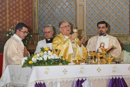 Ordination diaconales Salam et Remon Haddad et