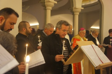 Nazareth Unité Chrétiens