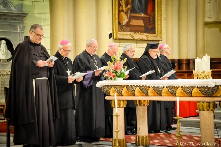 priere unité chretiens Stéphane Shomali