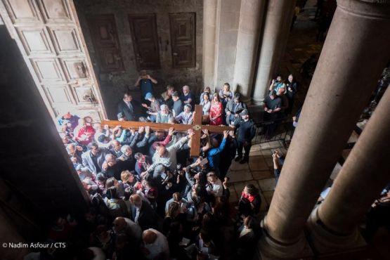 Saint sépulcre - vendredi saint