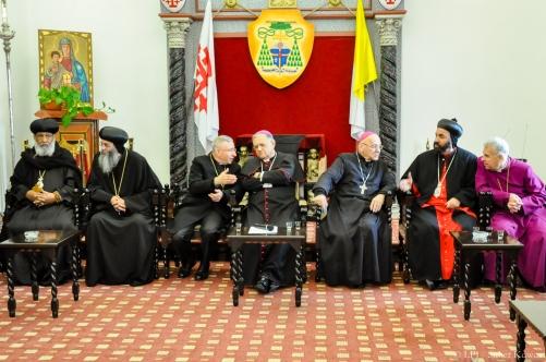 Voeux Pâques 2016 Patriarches