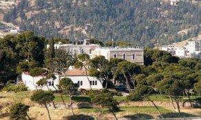 maison d'abraham - vue générale
