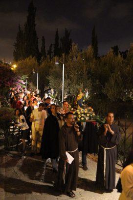 Assomption Jérusalem 2016. ©TribunedeTerreSainte.GAdL