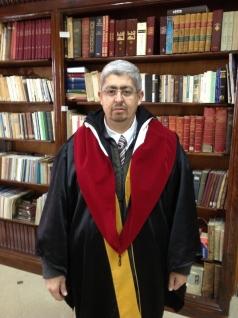 F. Daoud Kassabry a soutenu la thèse du doctorat à l'Université de Jordanie en « Educational Administration ».